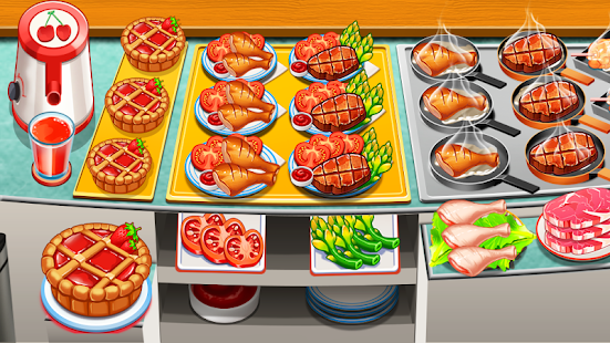 Cooking School 2020 - Cooking Games for Girls Joy 1.01 Screenshots 2