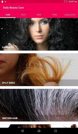 Daily Beauty Care - Skin, Hair, Face, Eyes  Screenshots 9