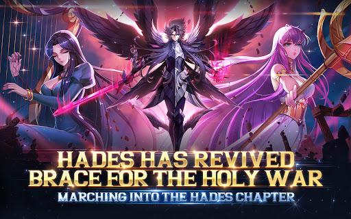 Saint Seiya Awakening: Knights of the Zodiac 1.6.46.37 Screenshots 17