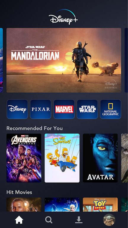 Disney+ poster 4