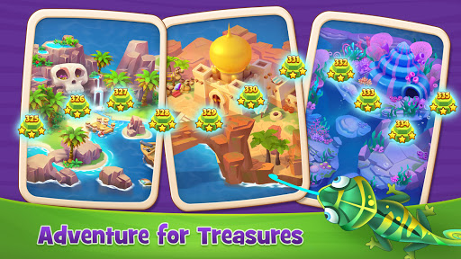 Solitaire TriPeaks Adventure - Free Card Game 2.3.4 screenshots 3