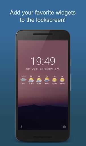 Floatify Lockscreen 11.61 Screenshots 4