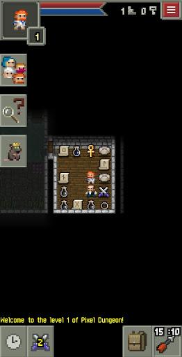 Skillful Pixel Dungeon apktram screenshots 2
