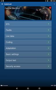 OBDeleven car diagnostics screenshots 18