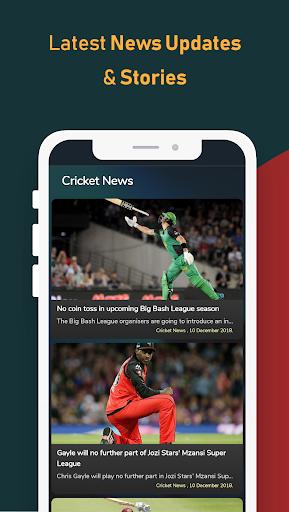 Live Line & Cricket Scores - Cricket Exchange  Screenshots 6