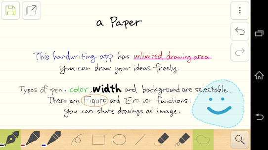 """Handwriting memo """"a Paper"""" For Pc   How To Download – (Windows 7, 8, 10, Mac) 2"""