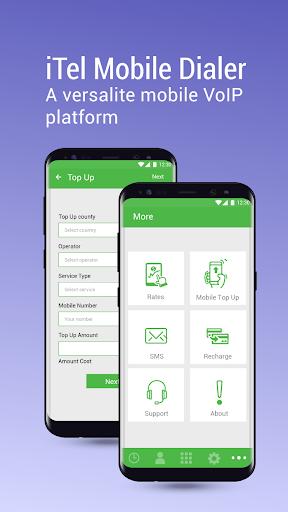 iTel Mobile Dialer Express 4.1.5 Screenshots 7