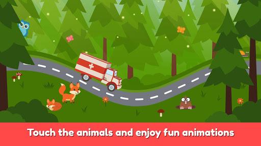 Car City Heroes: Rescue Trucks Preschool Adventure android2mod screenshots 5