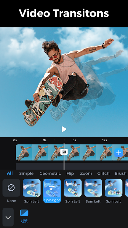 GoCut - Glowing Video Editor poster 5