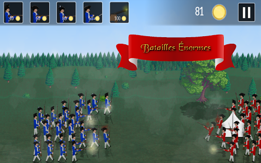 Télécharger Muskets of America APK MOD (Astuce) screenshots 1