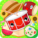 リズムえほん 赤ちゃんのアプリ知育音楽リズム遊びゲーム 無料
