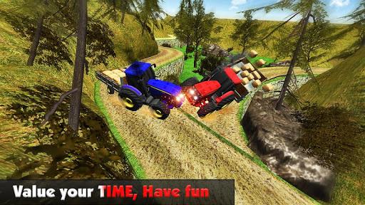 Rural Farm Tractor 3d Simulator - Tractor Games 3.2 screenshots 4