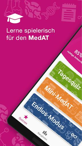 MedAT 2go by MEDBREAKER | MedAT-Vorbereitung modiapk screenshots 1