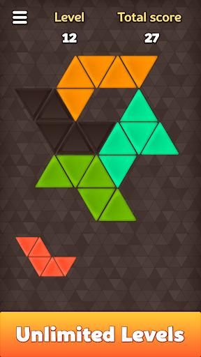 Triangle Tangram 1.90 screenshots 2