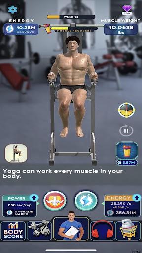 Idle Workout ! modavailable screenshots 8