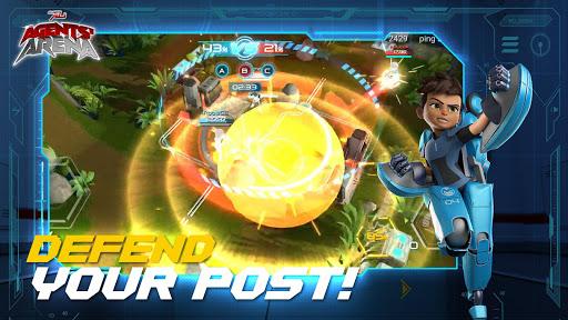 Ejen Ali: Agents' Arena  screenshots 6