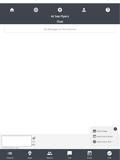 Alpha Alpha Pi Omega Chapter screenshot 6