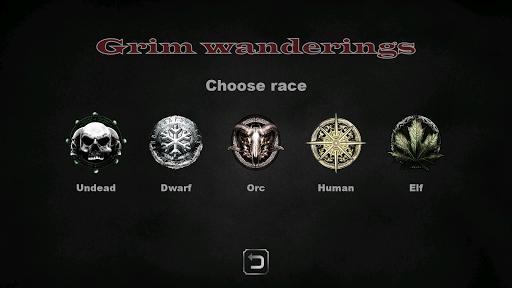Grim wanderings APK MOD – Pièces Illimitées (Astuce) screenshots hack proof 2