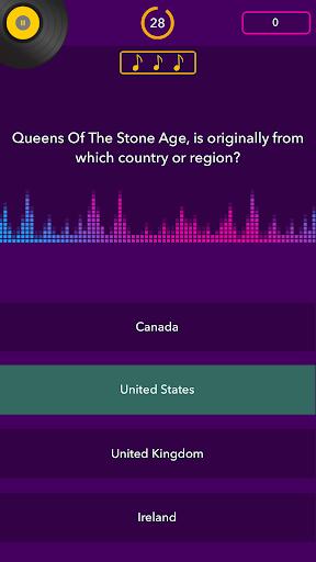 Trivial Music Quiz  screenshots 4