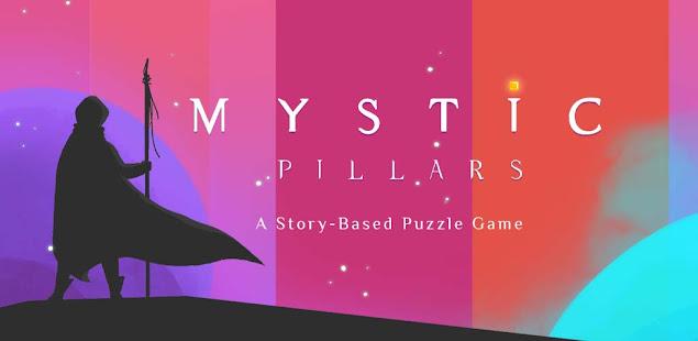 Скриншот №1 к Mystic Pillars Сюжетная игра-головоломка
