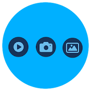 Folder Camera (Notification bar)  Icon