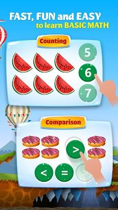 第1 グレード2 番目の グレード:数学の幼児 ゲームのおすすめ画像2