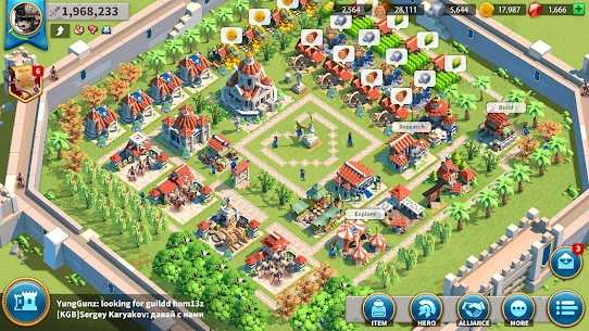 Download Rise of Kingdoms: Lost Crusade MOD Apk [Unlimited Money] 8