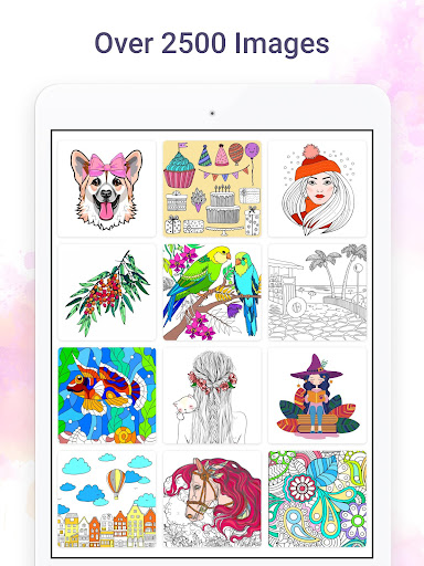Chamy - Color by Number 3.1 Screenshots 8