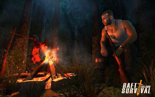 Raft Survival Forest screenshots 5