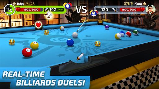 Pool Clash: 8 ball game  screenshots 1
