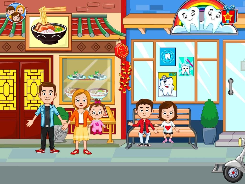 My Town : Street Fun  poster 9