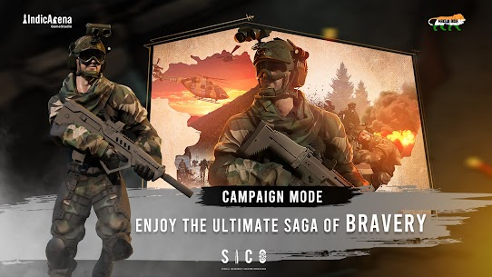 SICO™: SPECIAL INSURGENCY COUNTER OPERATIONS MOD APK (Unlimited Ammo) 2