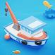 Fish idle: 面白いフィッシングゲーム - 魚の釣り船シミュレータ - Androidアプリ