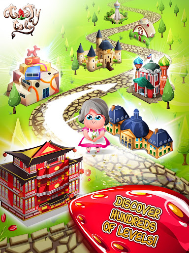 Tasty Tale: puzzle cooking game Apkfinish screenshots 11