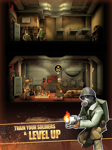 Last War: Shelter Heroes. Survival game android2mod screenshots 10