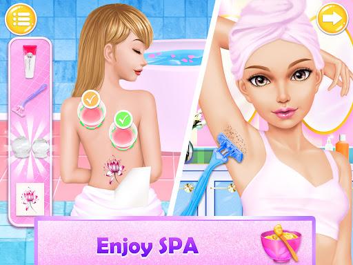 Makeover Games: Makeup Salon Games for Girls Kids 1.4 screenshots 1