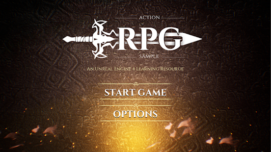 Action RPG Game Sample 3.0 screenshots 1