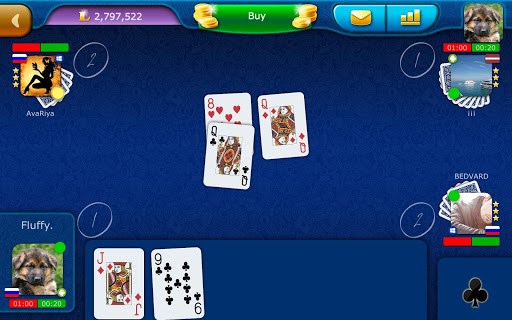 Durak LiveGames - free online card game  screenshots 13
