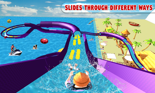 Water Slide Adventure Game: Water Slide Games 2020 screenshots 2