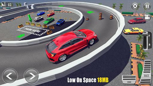 Modern Car Parking 2 Lite - Driving & Car Games  screenshots 1