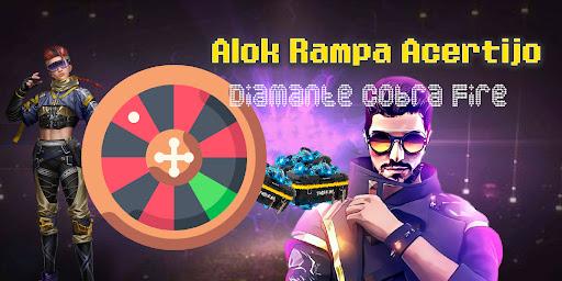 Alok Fiee Diamante Cobra Fire: Alok Rampa acertijo apkdebit screenshots 1