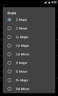 Vocal Pitch Monitor 1.5.1 Screenshots 4