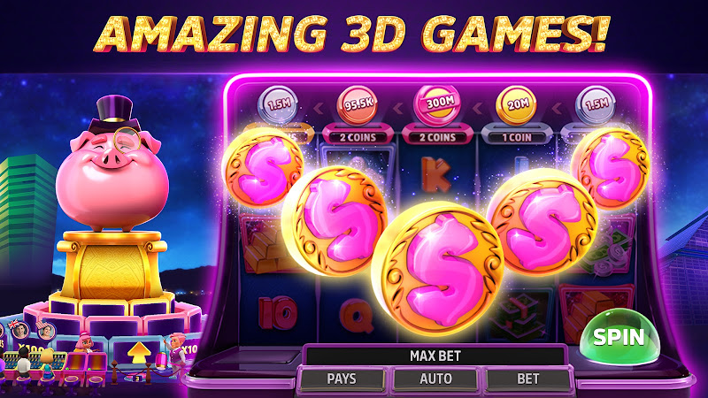 Evan Reinhart - Final Cut Steakhouse (hollywood Casino) Slot Machine