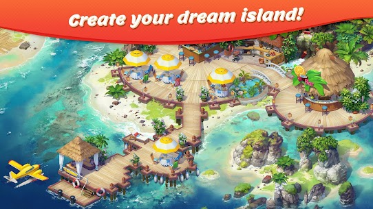 Tropical Forest: Match 3 Story Mod Apk (Unlimited Money) 8