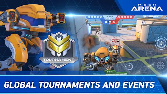 Mech Arena: Robot Showdown Mod Apk 2.01.01 (Mod Menu) 6