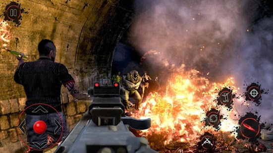 Zombie Dead Target Shooter:  The FPS Killer Screenshot