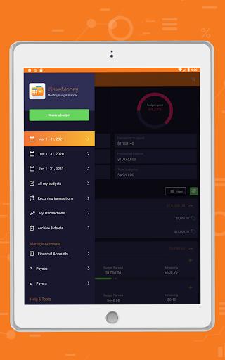 Monthly Budget Planner & Daily Expense Tracker apktram screenshots 16