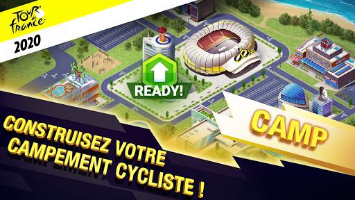 Tour de France 2020 - Le Jeu Officiel APK MOD (Astuce) screenshots 4