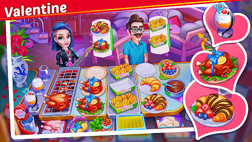 Christmas Cooking : Crazy Food Fever Cooking Games  screenshots 3