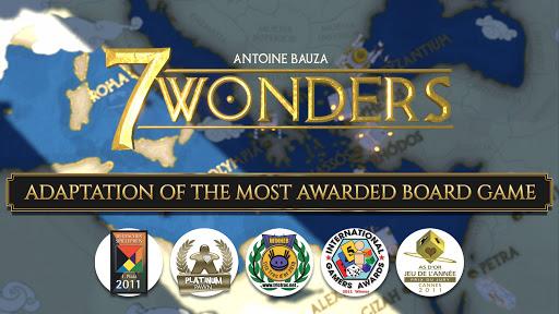7 wonders screenshot 1